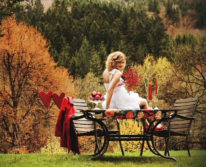 Podzimní svatba