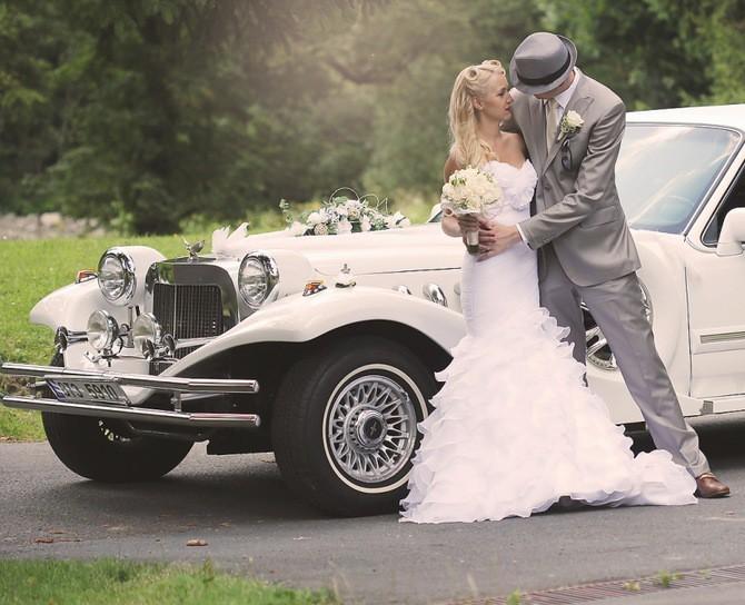 Retro svatba